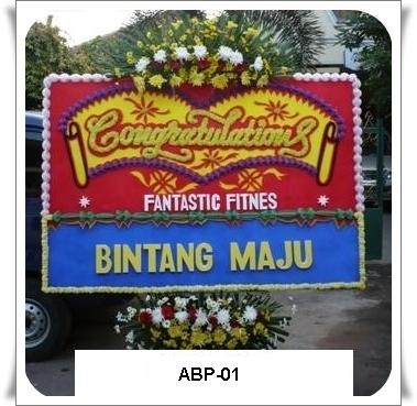 ABP01 Pesan dan Antar Bunga Cilegon Banten
