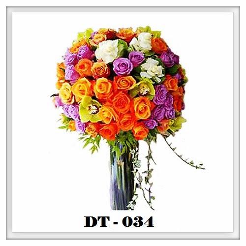 DT35 Karangan Bunga Terbaik Jakarta