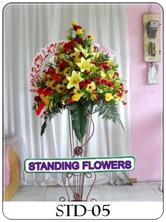 PSA-08-500rb Jual Karangan Bunga Pelantikan