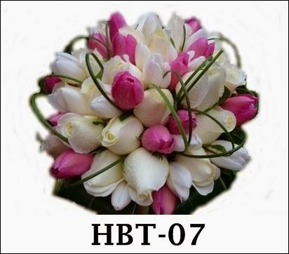 1.6K7 Bunga Tulip untuk tersayang